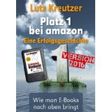 Lutz Kreutzer Platz 1 bei Amazon